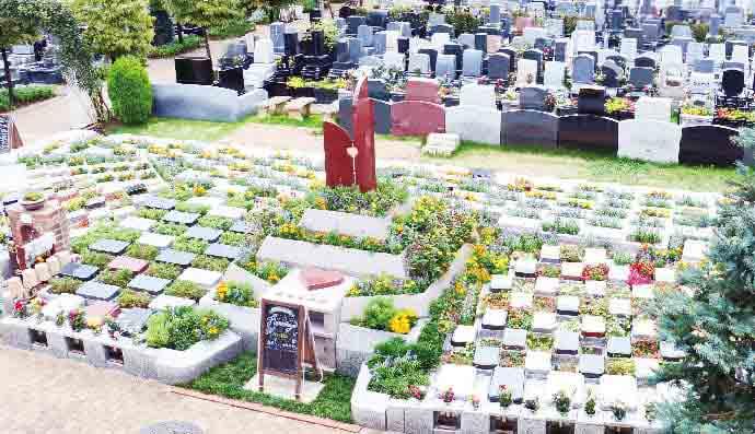 都市型樹木葬