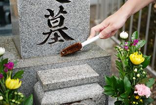 プロ直伝!お墓掃除の仕方と注意点とは?お墓掃除の基本や汚れの原因について
